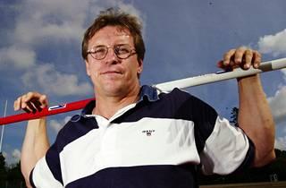 Johannes Lahti kuvattuna vuonna 2000.