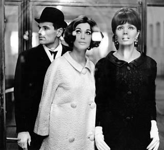 Muotia vuodelta 1966.