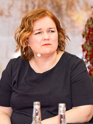 Perhe- ja peruspalveluministeri Krista Kiuru (sd).