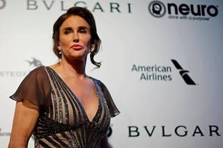 Caitlyn Jenner kuvattuna Los Angelesissa helmikuussa.