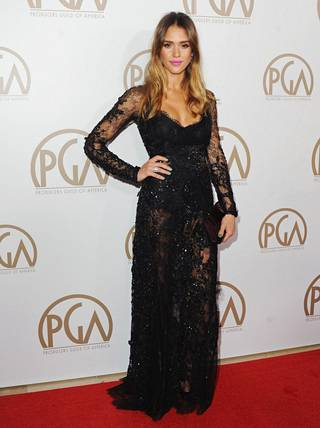 Jessica Alba oli yksi Hollywoodin suosituimpia näyttelijöitä. Kuva vuodelta 2013.