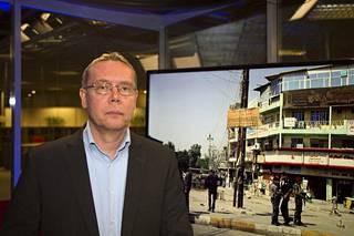 Ulkopoliittisen instituutin vanhempi tutkija Olli Ruohomäki näkee suurmoskeijan rahoittajatahoissa riskin.