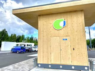Neste Express Tuusula Rykmentinpuisto avautuu ylihuomenna torstaina.