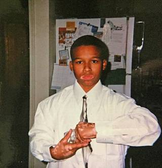 Curtis McDaniel nuorena.