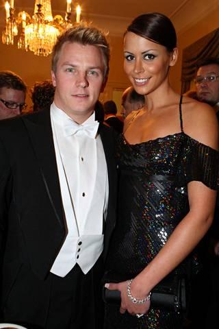 Jenni Dahlman ja Kimi Räikkönen olivat naimisissa kymmenen vuotta.