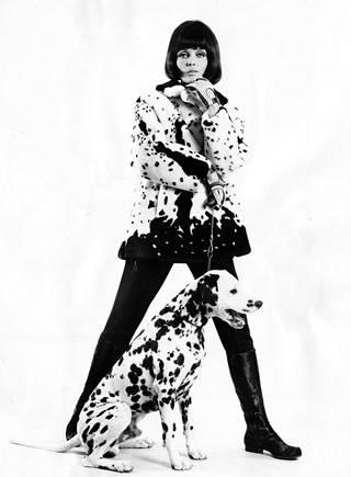 Muotia vuodelta 1967.