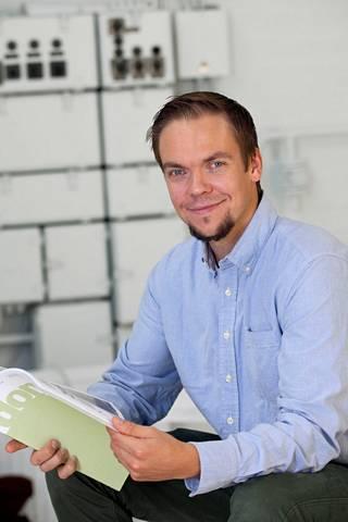 Aalto-yliopiston apulaisprofessori Ville Vuorinen.