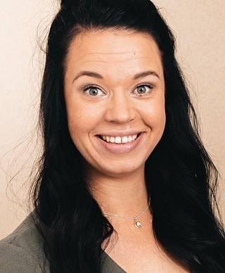 Yrittäjä Jenni Parpala laajensi tammikuussa yritystään pesulaliiketoimintaan.