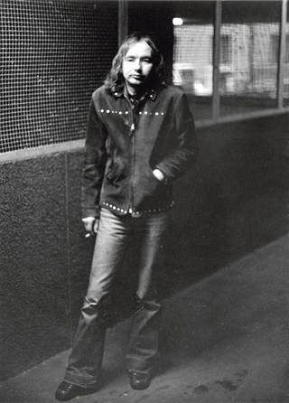 Badding vuonna 1977.