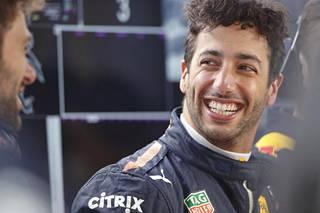 Ferrari saattaa tavoitella Daniel Ricciardoa.