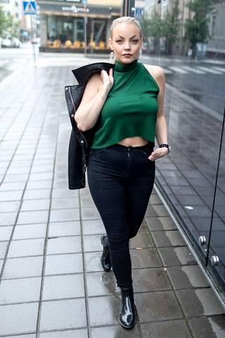 Miisa Nuorgam on somevaikuttaja ja toimittaja.