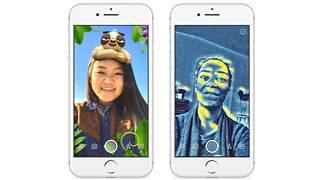 Facebook Stories tuo tullessaan paljon kameratehosteita, joiden toivotaan saamaan ihmiset jakamaan kuviaan.