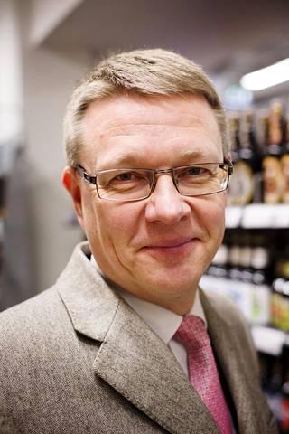 Mara ry:n toimitusjohtaja Timo Lappi.