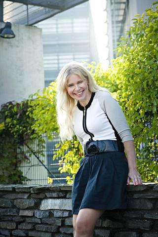 Lihavuustutkija, professori Kirsi Pietiläinen.