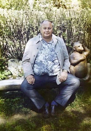 Juhani Kirpilä oli intohimoinen taiteenkeräilijä ja kulinaristi.