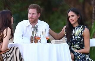 Prinssi Harryn tyttöystävä Meghan jäänee myös ilman hääkutsua.