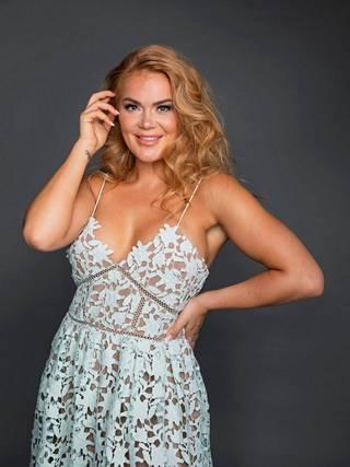 Rosanna Kulju on tullut tunnetuksi Miss Helsinki -kilpailusta.