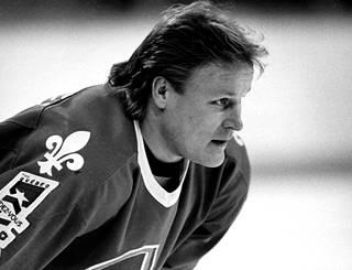 Risto Siltanen iski parhaalla NHL-kaudellaan komeat 63 pistettä 1981-82.