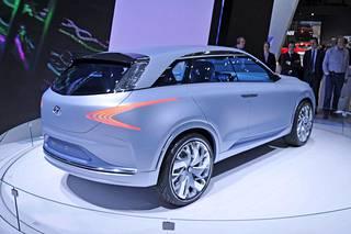 Tulevalle Hyundain FE-mallille on kaavailtu noin 800 kilometrin toimintamatkaa