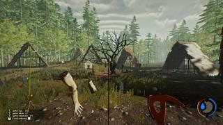 Ikävä kyllä metsässä asuu pelaajan lisäksi muitakin.