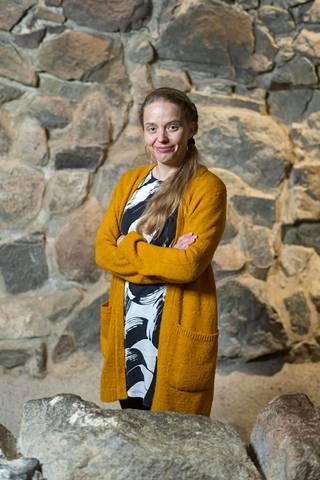 Nina Kokkinen on taiteen- ja uskonnon tutkija Turun yliopistosta. Hänen tutki tänä keväänä julkaistussa väitöskirjassa suomalaisen taiteen keskeisiä merkkiteoksia esoteerisestä näkökulmasta.