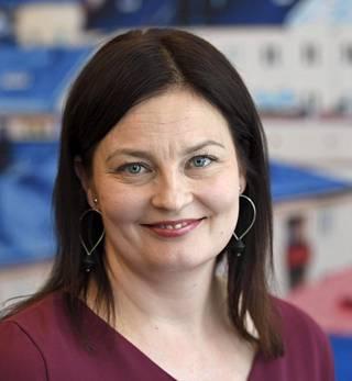 Kristiina Kokko.