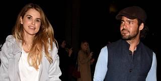Vogue ja Spencer ovat pitäneet yhtä maaliskuusta lähtien.