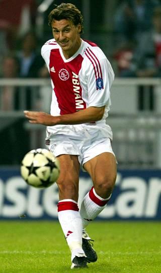 Zlatan Ibrahimovicin alku Ajaxissa oli vaikea, ja Sunderland yritti kaapata nuoren ruotsalaisen itselleen.