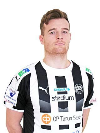 Tomas Hradecky TPS:n paidassa kaudella 2018.