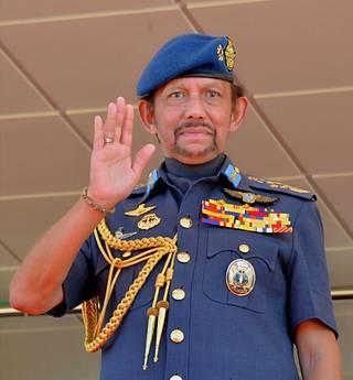 Brunein sulttaani Hassanal Bolkiah omistaa kokonaisen eläintarhan.