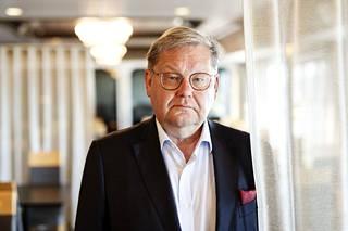 Viking Linen toimitusjohtaja Jan Hanses.
