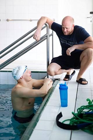 Jani Sievinen uskoo, että Matti Mattsson teki oikean liikkeen vaihtaessaan Eetu Karvosen valmentajakseen pettymykseen päättyneiden Rio de Janeiron olympialaisten jälkeen.
