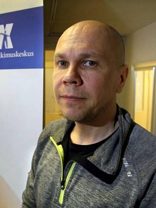 Tampereen yliopiston rokotetutkimuskeskuksen johtaja Mika Rämet.