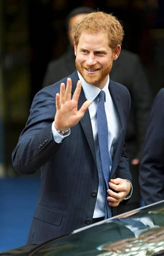 Prinssi Harryn on kerrottu olevansa huolissaan tyttöystävänsä turvallisuudesta sen myötä, kun pariskunnan suhde tuotiin päivänvaloon.