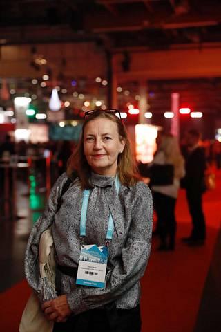 Kiinteistönvälittäjä Anna Iskala osallistuu kolmatta kertaa Nordic Business Forumiin.