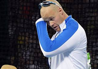 David Söderberg ylsi finaaliin viime vuonna Rion olympialaisissa.