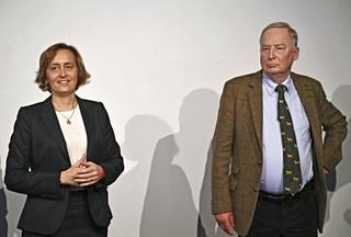 Beatrix von Storch julisti, että uudessa parlamentissa kuuluu myös niiden ääni, joita siellä ei aiemmin kuultu.