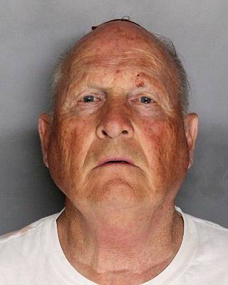 Joseph James DeAngelo on 72-vuotias ex-poliisi.