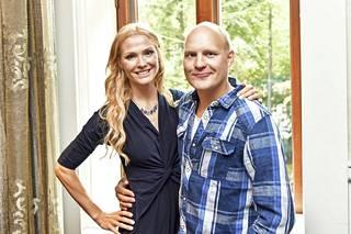 Riina-Maija ja Kalle Palander haluavat eroon perheen asunnoista Rivieralla ja Torniossa.