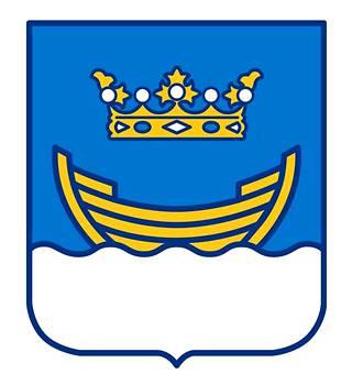 Helsingin kaupungin vaakuna.
