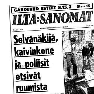 Selvänäkijät ovat tarjonneet poliisille innokkaasti apuaan kautta aikain. Kesällä 1975 selvänäkijän avulla etsittiin kadonneen naisen ruumista Nastolassa.