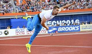Antti Ruuskanen saavutti EM-pronssia viime kesänä Amsterdamissa.