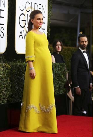 Näyttelijä Natalie Portman.