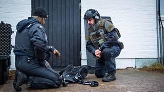 Arman perehtyy myös poliisivoimien työskentelyyn ja ammatin haasteisiin.