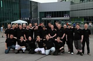 Paragon-kilta Assembly Summer -tapahtumassa Helsingissä vuonna 2011.