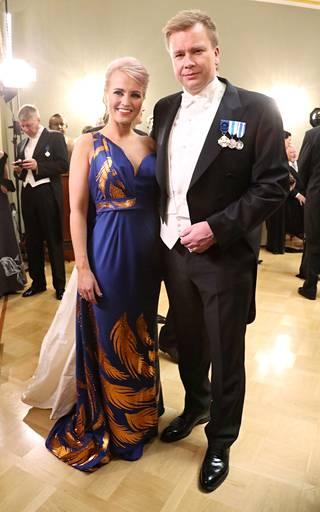 Satu Taiveaho oli 10 vuotta naimisissa Antti Kaikkosen kanssa.
