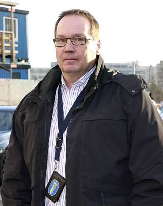 Rikosylikomisario Jari Koski.