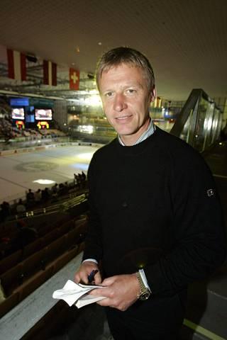 Kuva vuodelta 2005 Innsbruckin MM-kisoista.