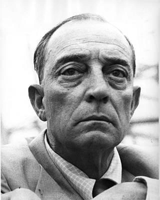 Buster Keaton oli yhdysvaltalainen näyttelijä ja koomikko.