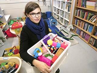 Lastenhuoneisiin tavaraa kertyy helposti enemmän kuin säilytystilat vetävät.